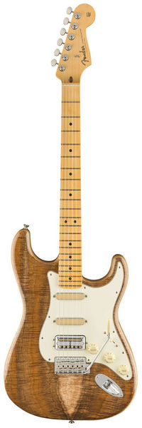 AM Org 50S Koa top Strat MN N Fender