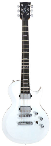 ML2 Modern White Dove V2 Chapman Guitars