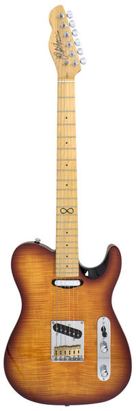 Chapman Guitars ML3 Traditional Honey V2