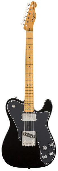 SQ CV 70s Tele CSTM MN BK Fender
