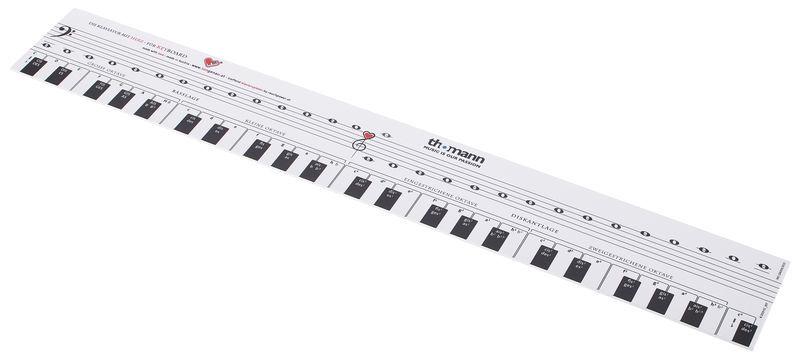 TonGenau Klaviatur Keyboard