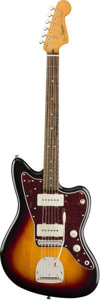 SQ CV 60s Jazzmaster LRL 3TS Fender