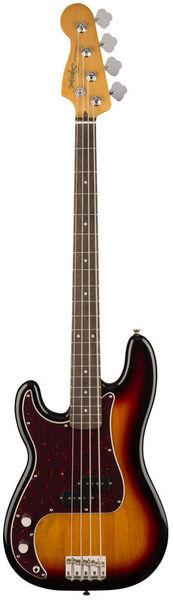 Fender SQ CV 60s P-Bass LH LRL 3TS