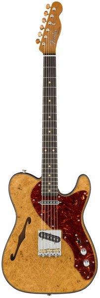 Fender Artisan Tele Thinline Burl LTD