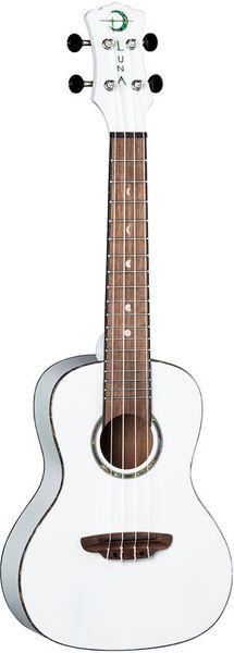 Luna Guitars Ukulele HAU Snow Concert