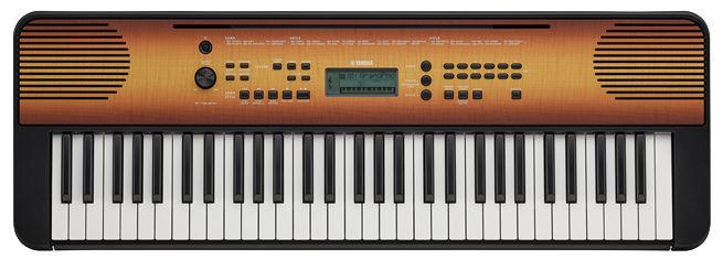Yamaha PSR-E360 Maple