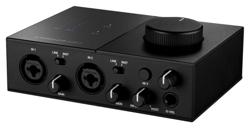 Komplete Audio 2 Native Instruments
