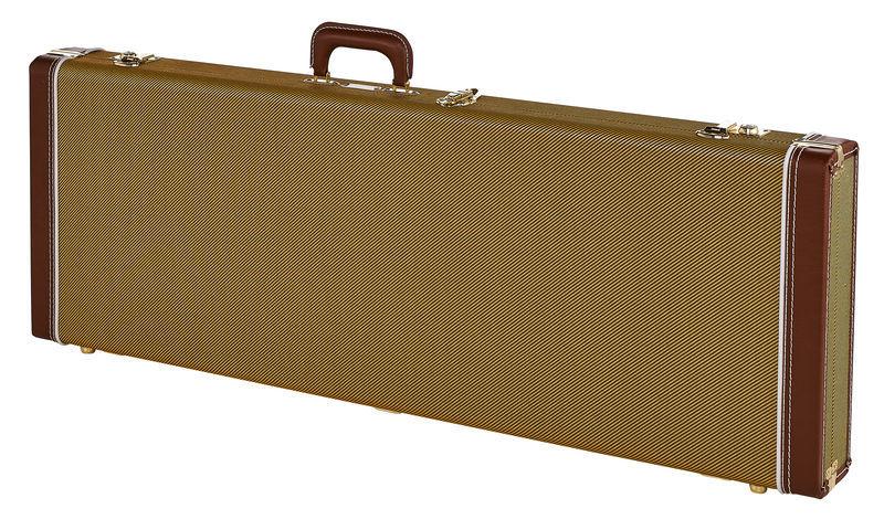 Fender CLSC SRS Case Strat/Tele TWD