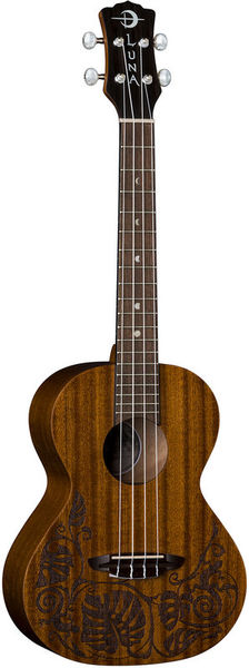 Uke Lizard Mahogany Tenor Pack Luna Guitars