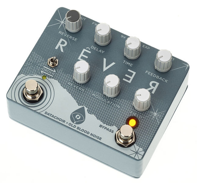 Old Blood Noise Endeavors Rever Reverse Delay and Reverb