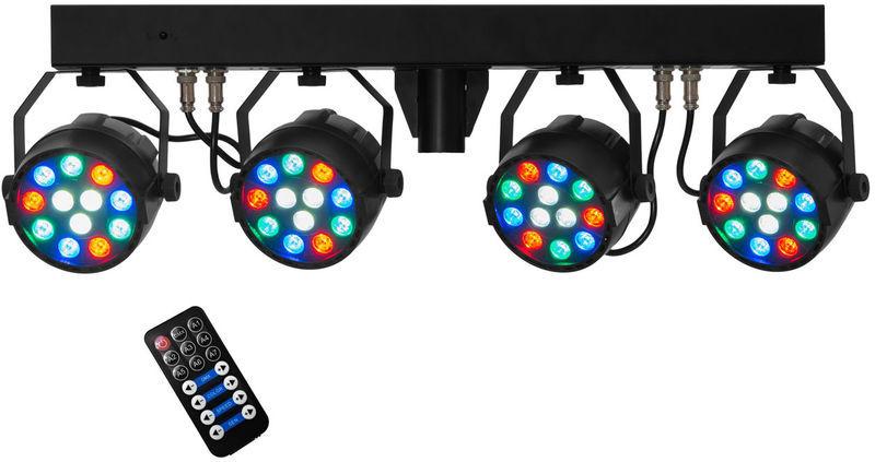 Eurolite KLS PARty Compact Light Set