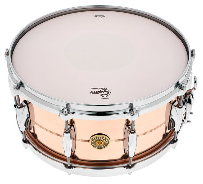 "Gretsch 14""x6,5"" USA Phosphor Bronze"
