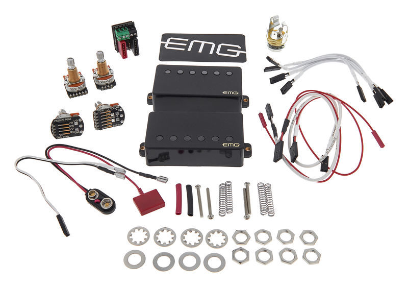 EMG 57/66 Set F-Spaced BK