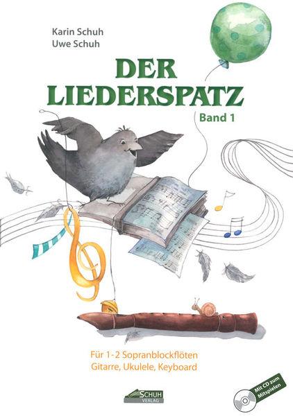 Schuh Verlag Der Liederspatz