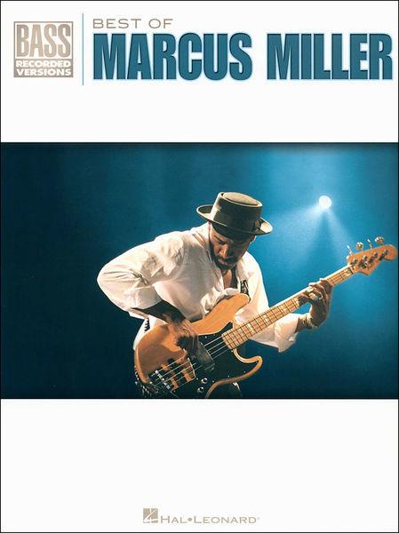 Hal Leonard Best Of Marcus Miller Bass