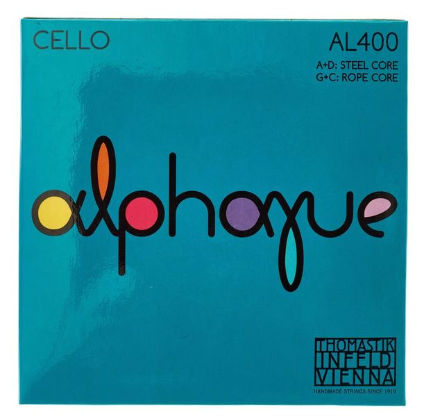 AL400 Alphayue Cello 4/4 Thomastik