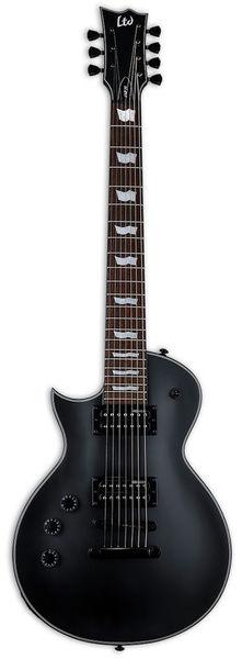 ESP LTD EC-257 BLKS LH Black Satin