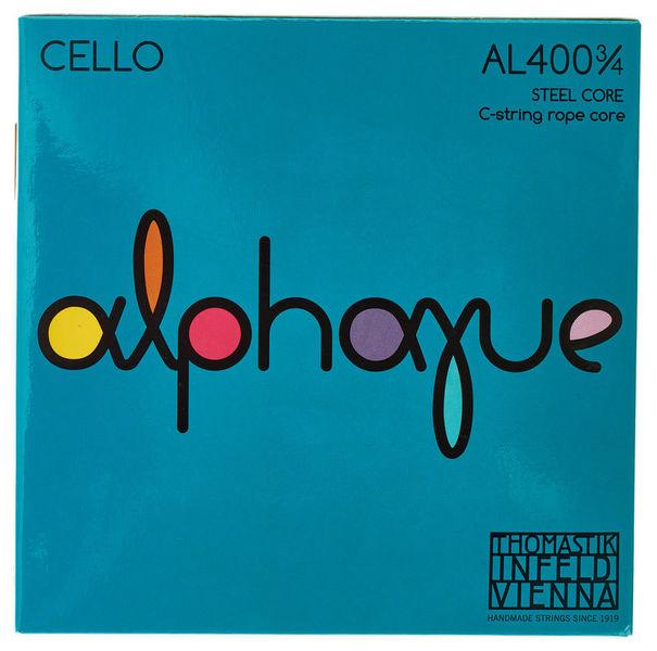 Thomastik AL400 Alphayue Cello 3/4