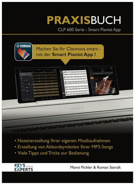 Keys Experts Verlag PB CLP-600/ Smart Pianist