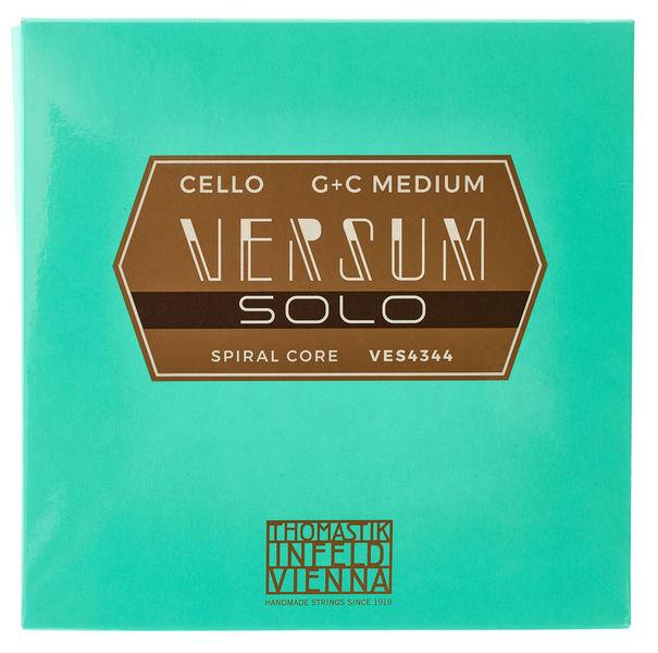Thomastik Versum Solo Cello Strings G+C