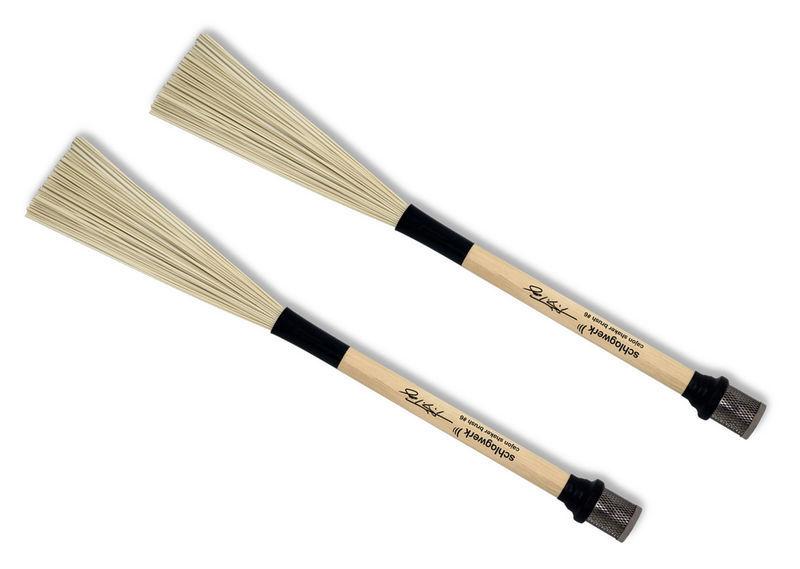 BRC06 Shaker Brush #6 T.J Troy Schlagwerk