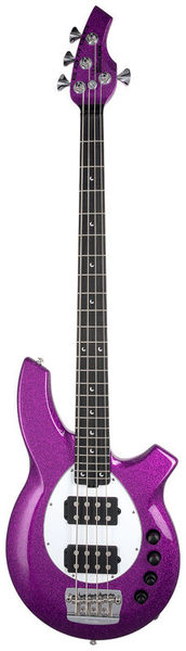 Music Man Bongo 4 HH Fuschia Sparkle