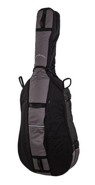 Roth & Junius BSB-01 4/4 GY/BK Bass Soft Bag