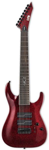 ESP LTD SC-608 Baritone Red SP