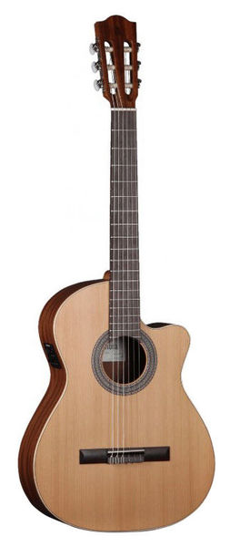 Alhambra Z-nature Cw Ez Guitare Classique Electro Open Pore With A Long Standing Reputation Acoustic Electric Guitars