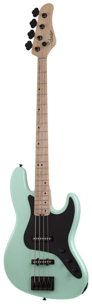 Schecter J-4 Sea Foam Green