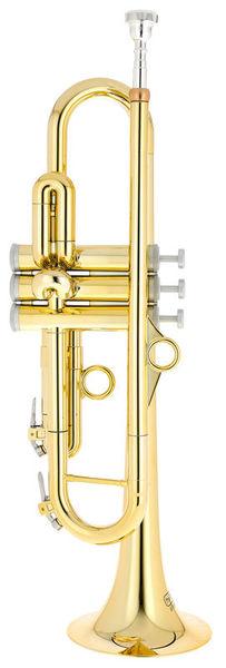 pTrumpet hyTech Bb-Trumpet gold
