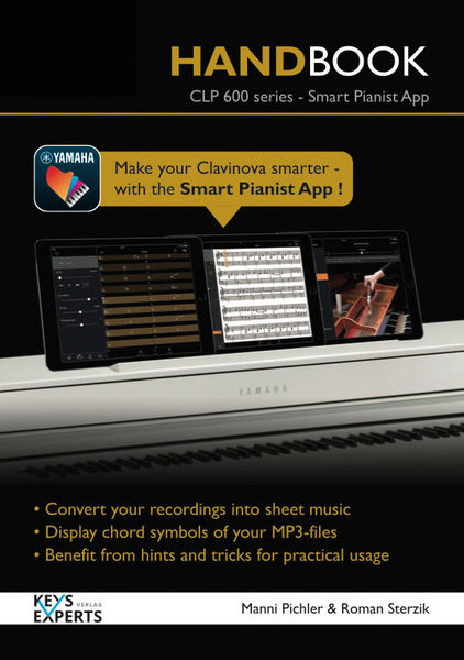 HB CLP-600/ Smart Pianist Keys Experts Verlag