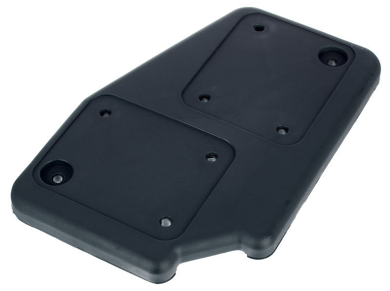 Adam Hall 38085 L Castor Plate Left