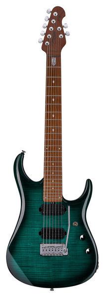 Sterling by Music Man John Petrucci JP157 Teal FMT