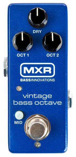 MXR M 280 Vintage Bass Octave