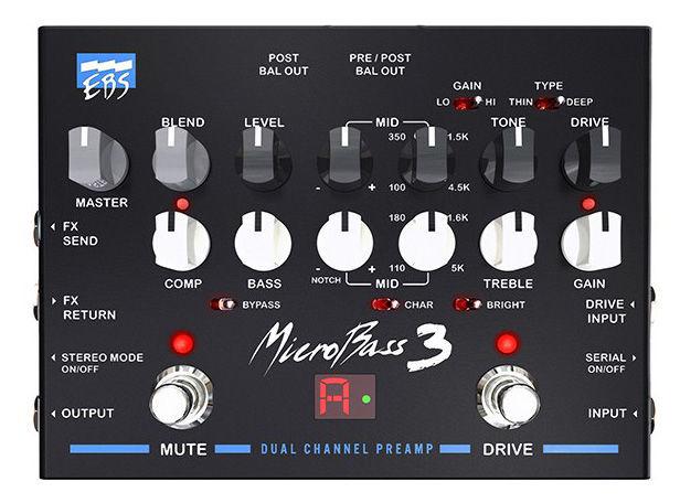 Micro Bass 3 EBS