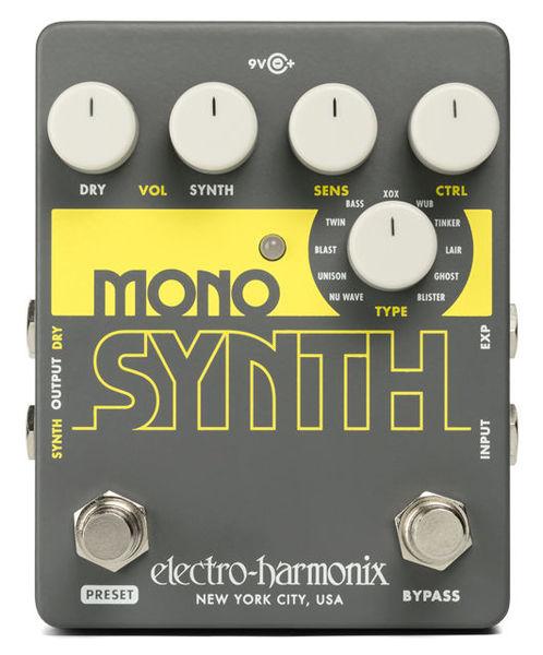 Mono Synth Electro Harmonix