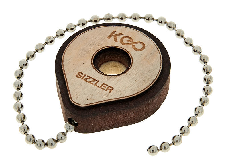 "Keo Percussion Cymbal Sizzler ""Fizzler"""
