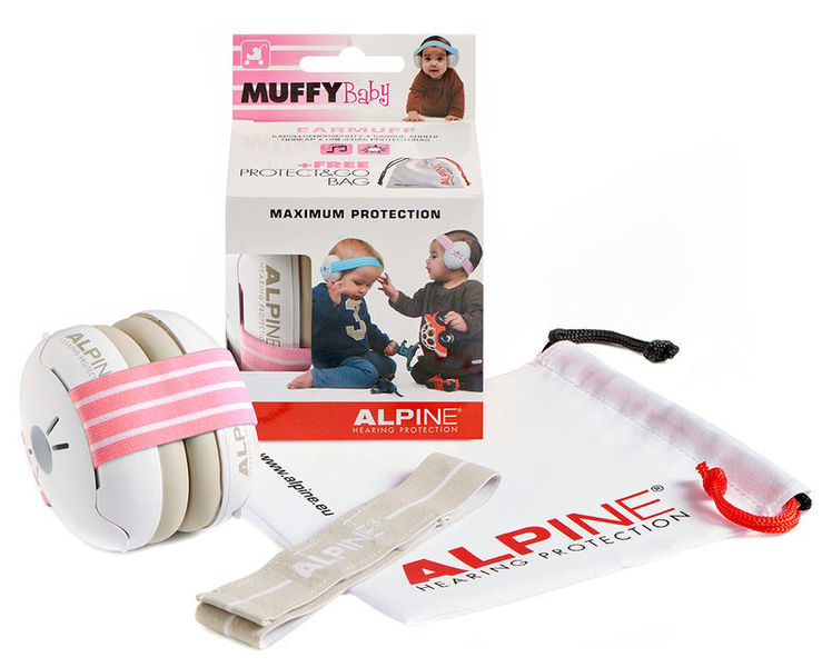 Muffy Baby Pink Alpine