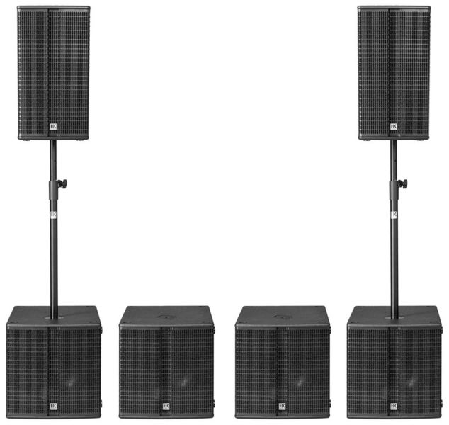 HK Audio LINEAR 3 High Performance Pack