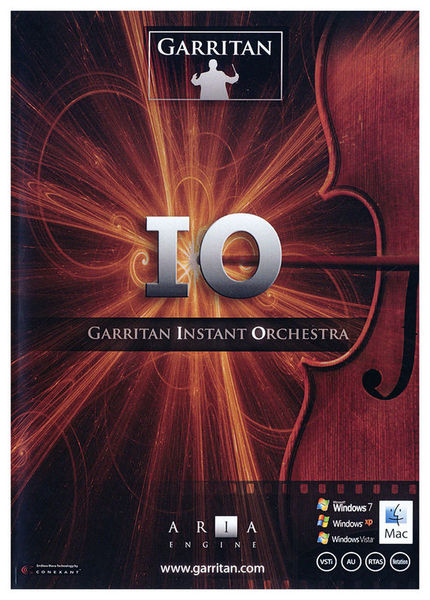 Instant Orchestra Garritan