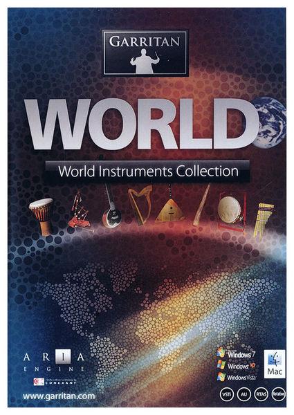 Garritan World Instruments Virtual Instrument Collection Sound Library Download