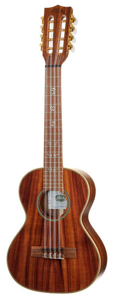 Kala Solid Acacia 8-String Tenor 8