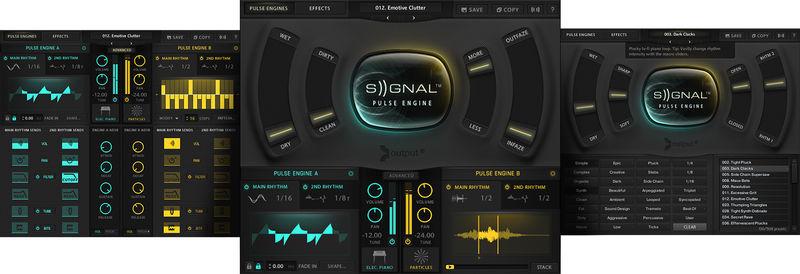 Output Signal EDU