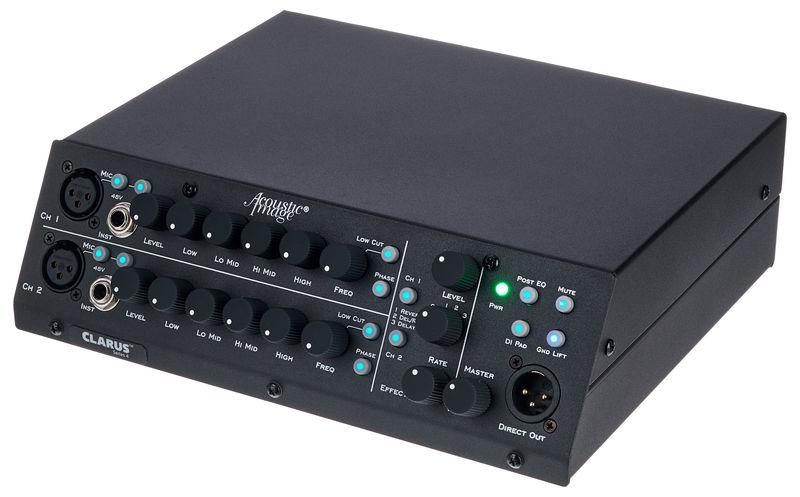 Acoustic Image Clarus S4 600IA / 601IA Plus