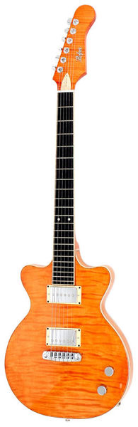 Höfner Leader Classic Orange