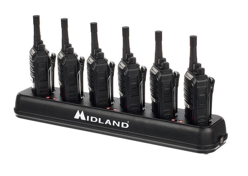 Midland BR02 6er Case