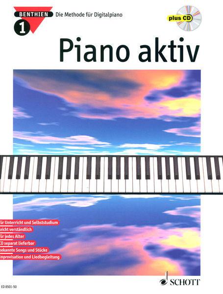 Piano Aktiv Vol.1 + CD Schott