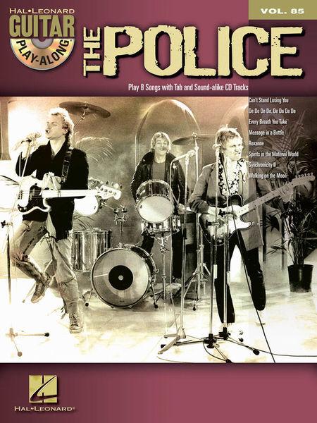 Hal Leonard Guitar Play-Along Police