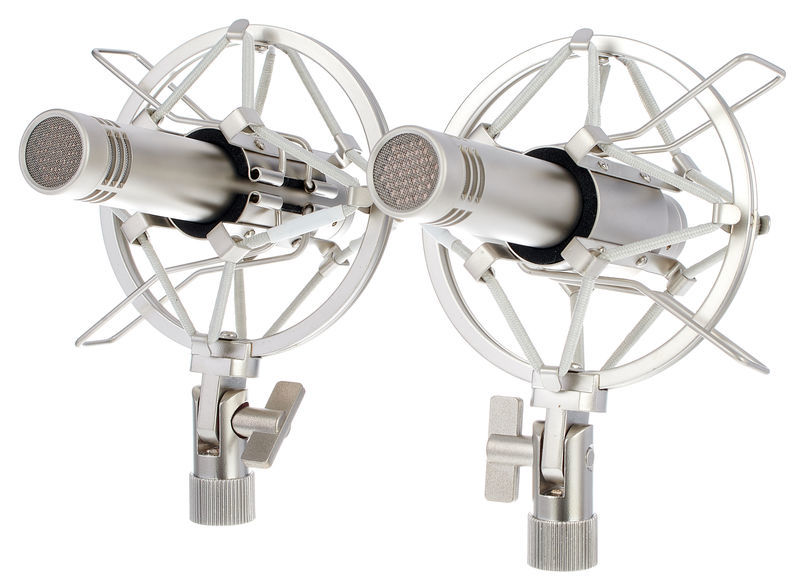 WA-84 Nickel Stereo-Set Warm Audio
